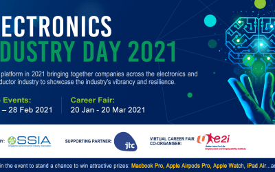 ELECTRONICS INDUSTRY DAY 2021 – WOOING CHIP TALENTS