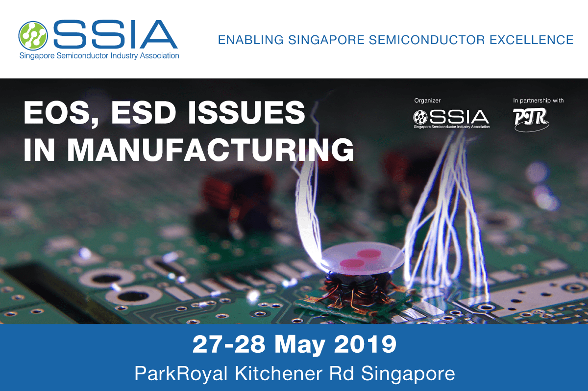 EOS, ESD Issues In Manufacturing   SSIA