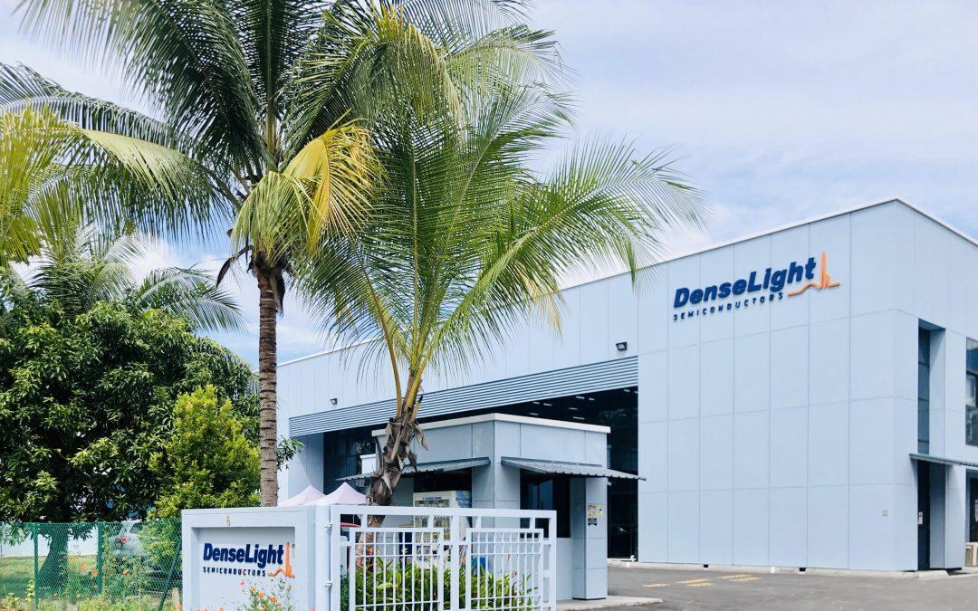 DENSELIGHT SEMICONDUCTOR TO EXPAND IN SINGAPORE AND CHINA