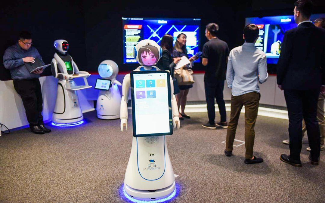 HUAWEI LAUNCHES SINGAPORE'S FIRST 5G-POWERED ARTIFICIAL INTELLIGENCE (AI) LAB