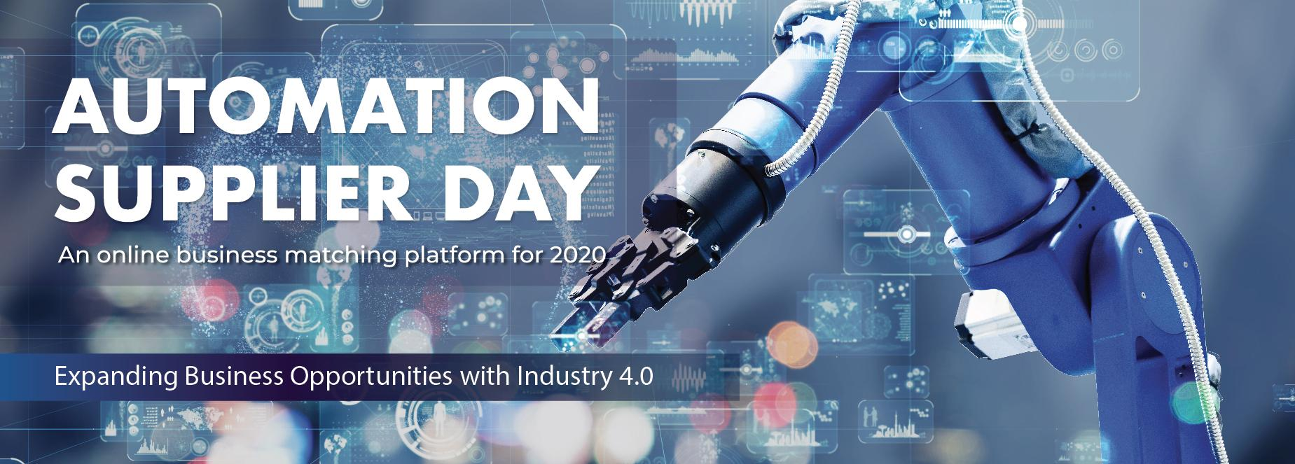Automation Supplier Day
