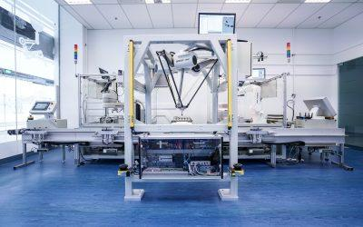 Temasek Polytechnic Advanced Manufacturing Centre