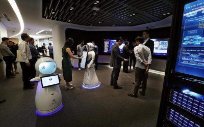 Huawei – Empowering Singapore's Flourishing AI Ecosystem Today and Tomorrow