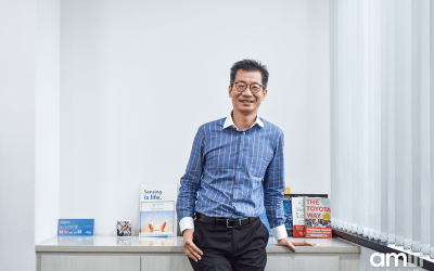 Lim Chee Kien: Learning has no finish line