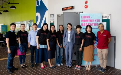 Xilinx's Women's Group – We Promote Leadership & Growth Opportunities to Realize a Meaningful Career