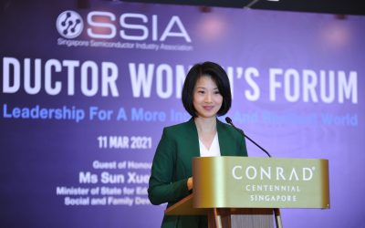 SSIA Launched The First Semiconductor Women's Forum Diversity Is Key To Addressing Challenges Facing Semiconductor Industry