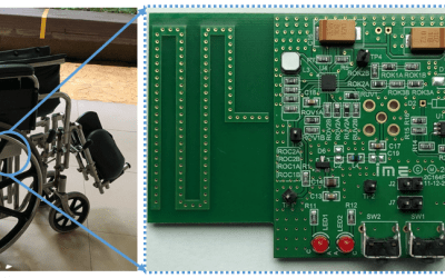 How Radio Frequency Harvesting Can Power the Tracking of Wheelchairs and More